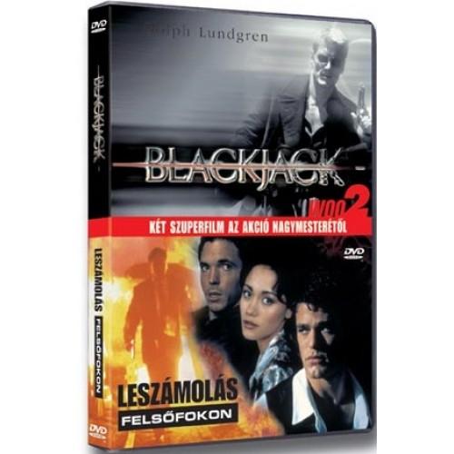 Blackjack / Leszámolás felsőfokon (DVD)