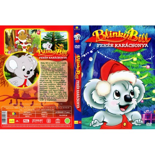Blinky Bill fehér karácsonya (DVD)