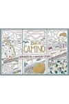 Buen Camino - Színezd ki a magad útját! (felnőtt színező)