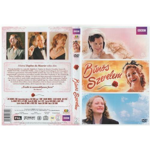 Bűnös szerelem (DVD)