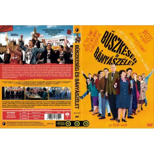 Büszkeség és bányászélet (DVD)