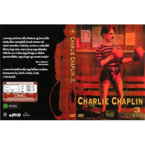Charlie Chaplin 3. (DVD)