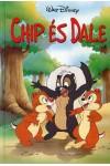 Walt Disney - Chip és Dale + CD melléklet