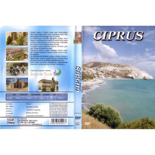 Ciprus - Útifilmek nemcsak utazóknak (DVD)