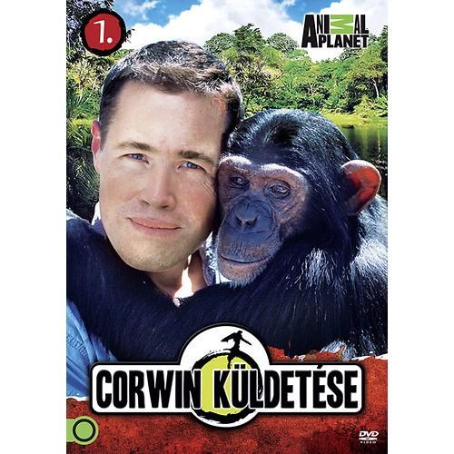 Corwin küldetése (Animal Planet) (DVD)