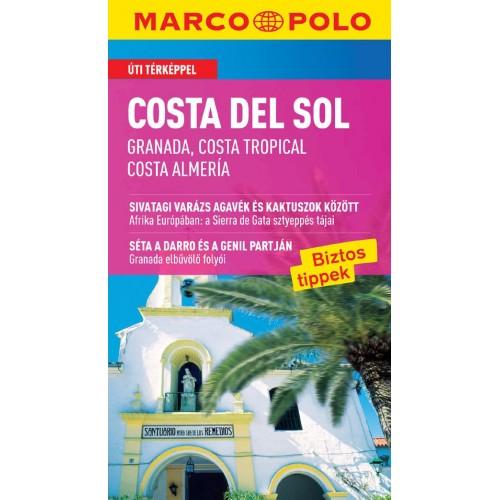 Costa del Sol, Granada, Costa Tropical, Costa Almería (Új Marco Polo)