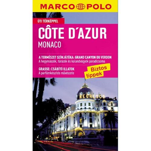 Côte d'Azur, Monaco (Új Marco Polo)