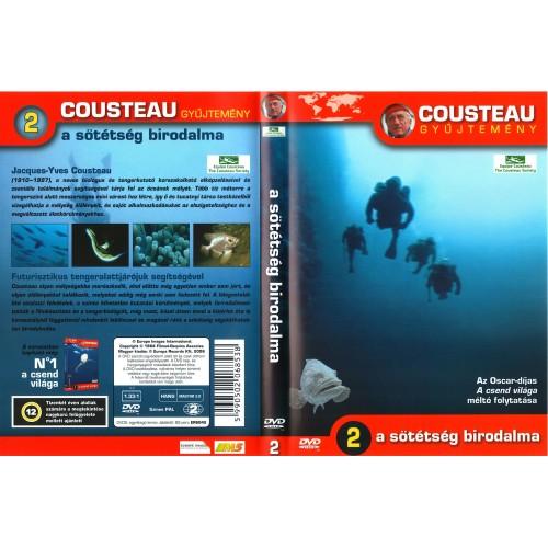 Cousteau gyűjtemény 2. A sötétség birodalma (DVD)