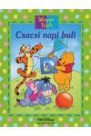 Csacsi napi buli + mese CD (Winnie the Pooh - Micimackó Könyvklub)
