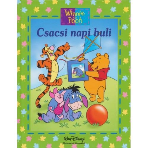 Csacsi napi buli (Winnie the Pooh - Micimackó Könyvklub)