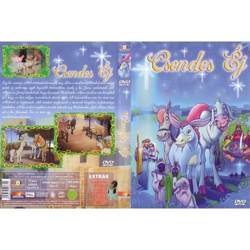 Csendes éj (rajzfilm) (DVD)
