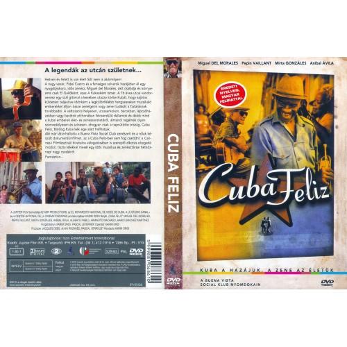 Cuba Feliz (DVD)