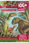 Dinoszauruszok +100 matrica