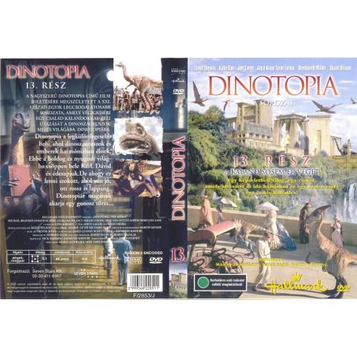 Dinotopia (A sorozat) 13. (DVD)