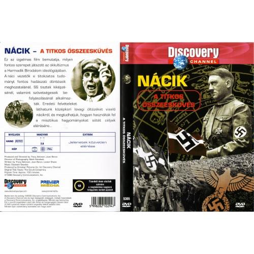 Discovery - Nácik (A titkos összeesküvés) (DVD)