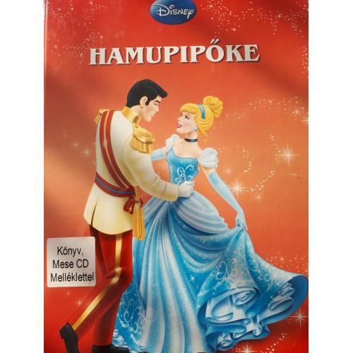 Disney - Hamupipőke + mese CD melléklet