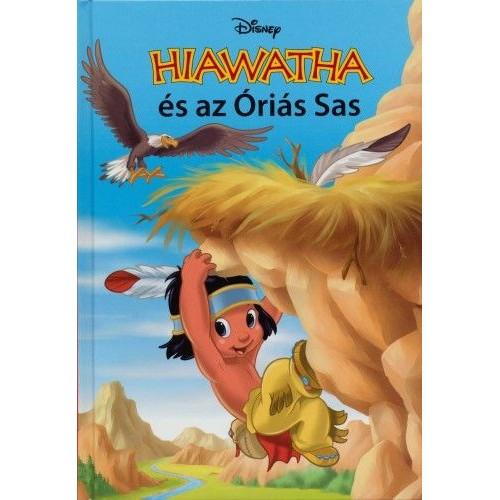 Disney - Hiawatha és az Óriás Sas + ajándék CD