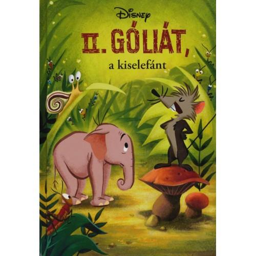 Disney - II. Góliát, a kiselefánt + ajándék CD