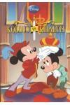 Disney - Koldus és királyfi + CD melléklet