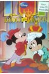 Disney - Koldus és királyfi + mese CD melléklet