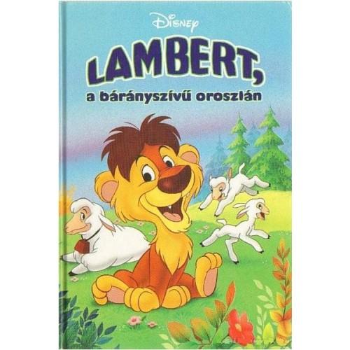 Disney - Lambert, a bárányszívű oroszlán + CD melléklet
