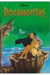 Disney - Pocahontas + CD melléklet