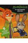 Disney - Szivacsos kirakókönyv - Zootropolis - Olvass és játssz!