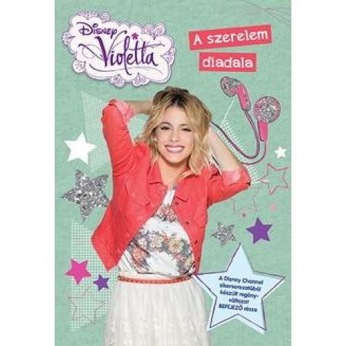 Disney Violetta - A szerelem diadala