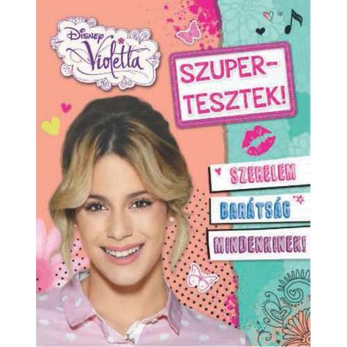 Disney - Violetta - Szupertesztek