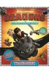 Dreamworks Dragons - foglalkoztatófüzet