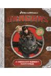 Dreamworks Dragons - mesekönyv
