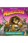 Dreamworks Madagaszkár - mesekönyv