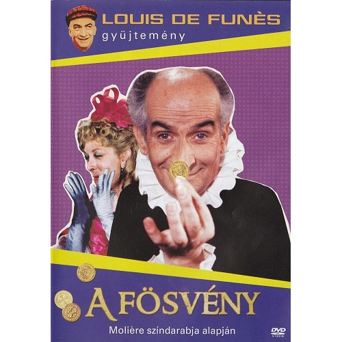 A fösvény (DVD)