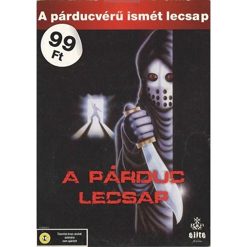 A párduc lecsap (papírtokos DVD)