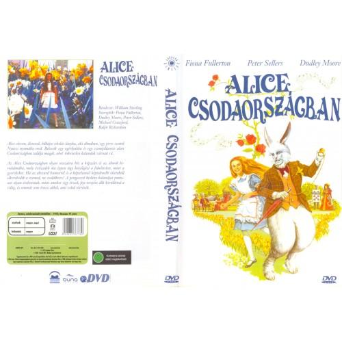 Alice Csodaországban (DVD) *
