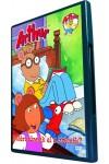 Arthur - Miért tűnnek el a zoknik? (DVD) *