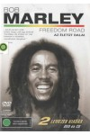 Bob Marley - Freedom Road - A életút dalai (DVD + CD)