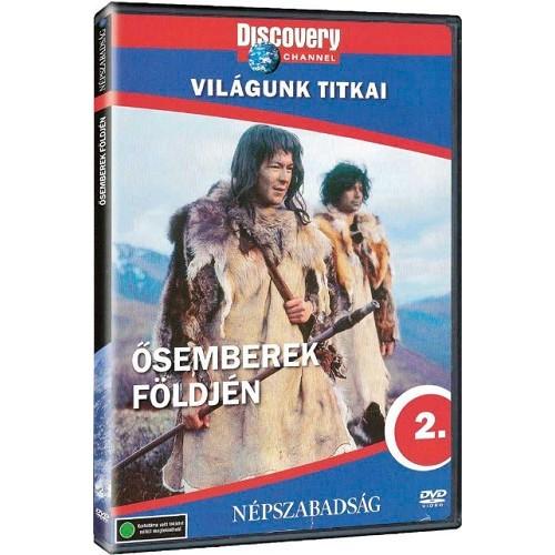 Discovery - Világunk titkai 2. - Ősemberek földjén (DVD)