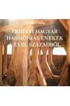 Erdélyi magyar harmóniás énekek a XVIII. századból - Tudományos gyűjtemény (CD-ROM)
