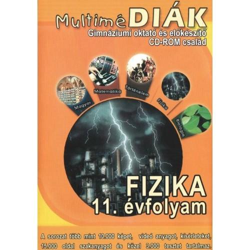 MultiméDIÁK - Gimnáziumi oktató és előkészítő CD-ROM család - Fizika 11. évfolyam