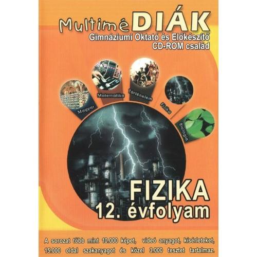 MultiméDIÁK - Gimnáziumi oktató és előkészítő CD-ROM család - Fizika 12. évfolyam