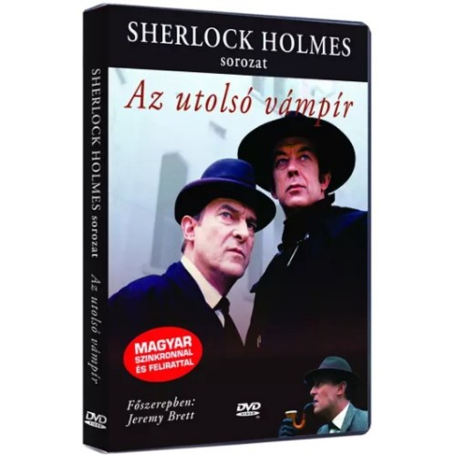 Sherlock Holmes sorozat: Az utolsó vámpír (DVD)