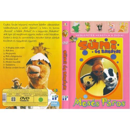 Süni és barátai 1. (DVD)