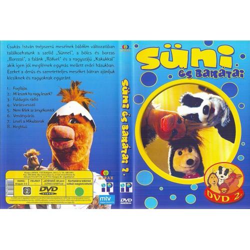 Süni és barátai 2. (DVD)