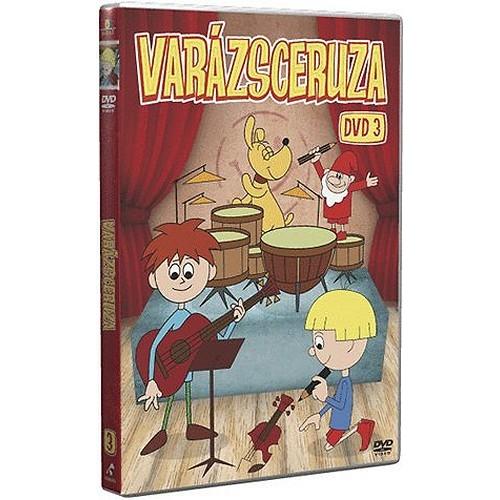 Varázsceruza 3. (DVD)