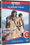 Világunk titkai 2. - Ősemberek földjén (DVD)