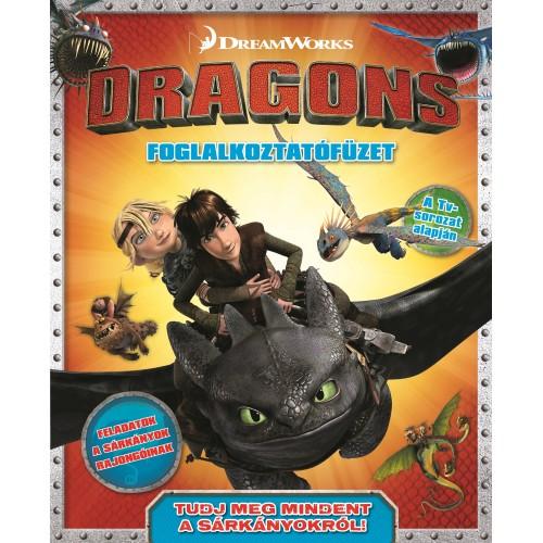 DWA Dragons - foglalkoztatófüzet