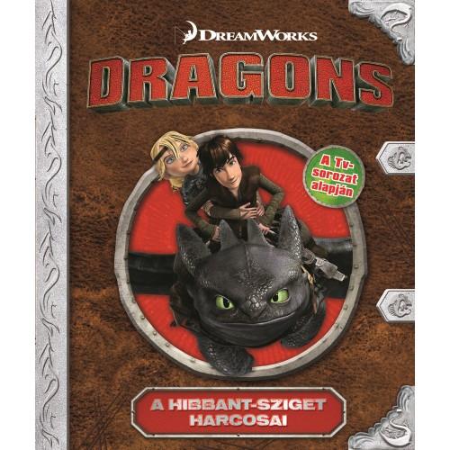 DWA Dragons - mesekönyv