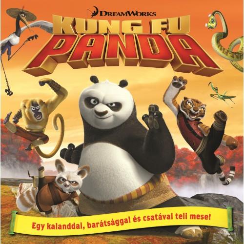 DWA Kung Fu Panda - mesekönyv