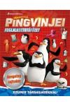 DWA Madagaszkár pingvinjei - foglalkoztatófüzet